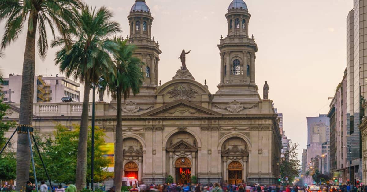 Madrid - Santiago