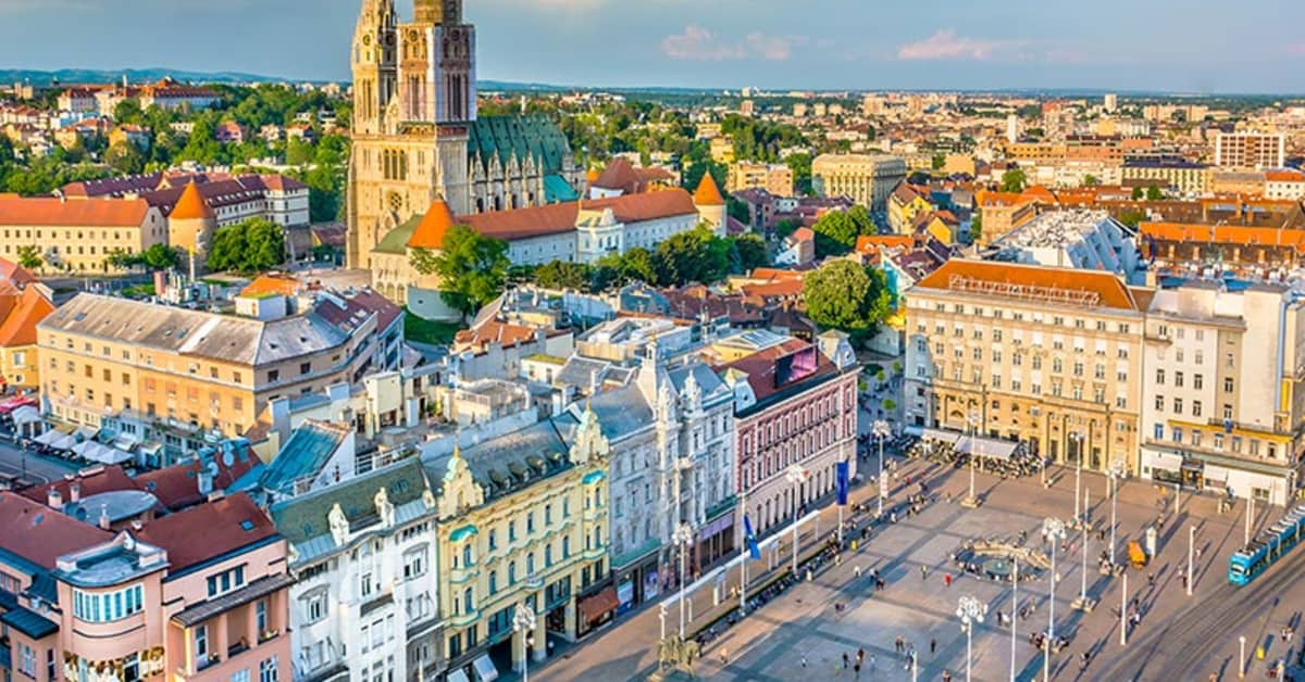 Oslo - Zagreb
