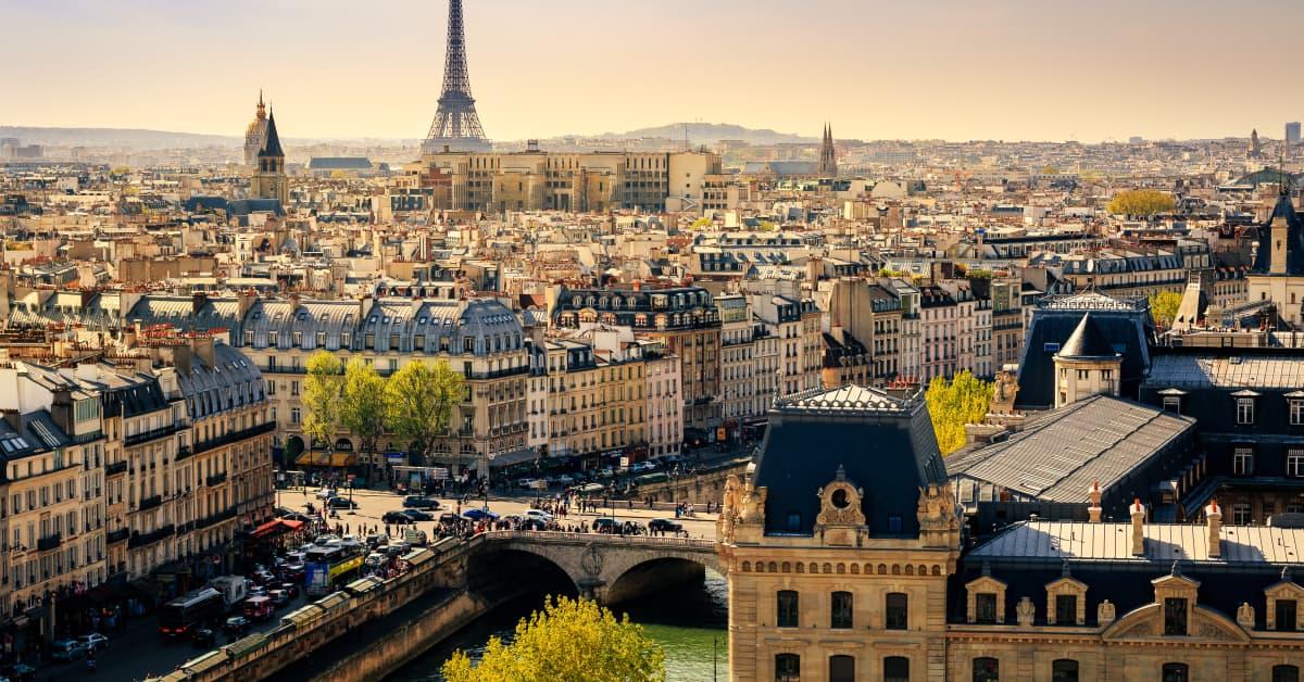 Santiago De Compostela - París