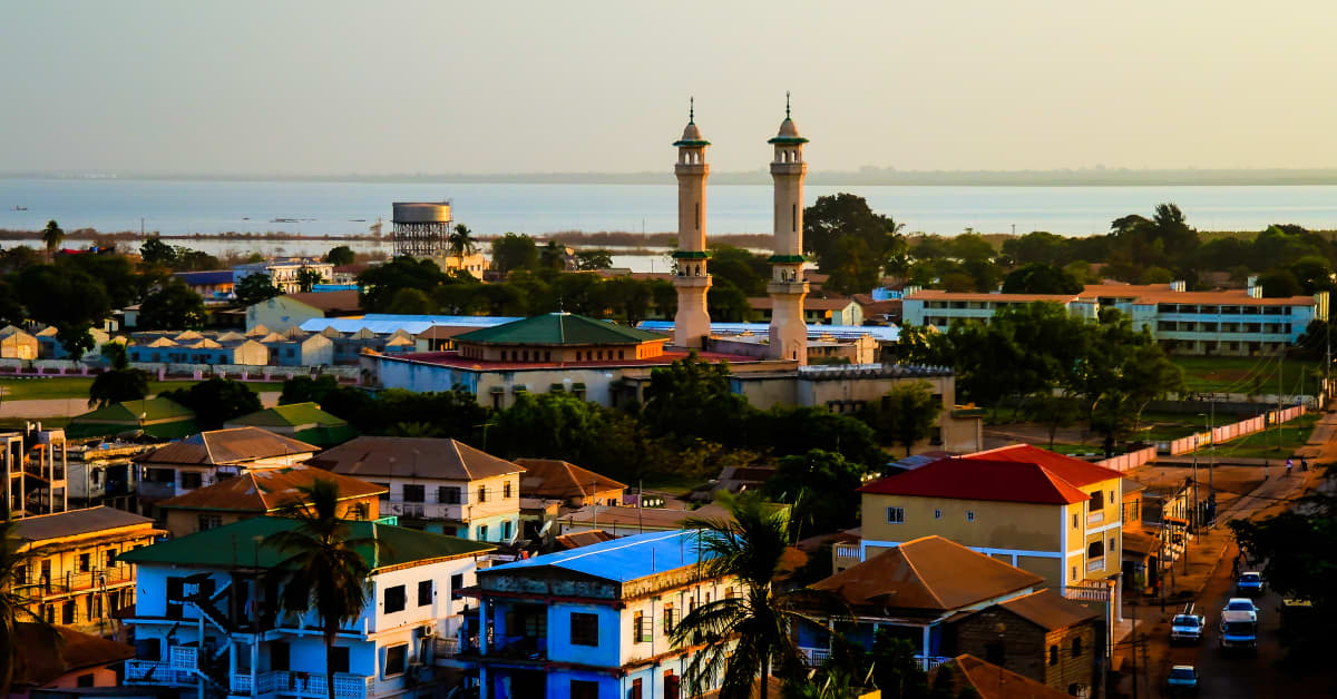 Oslo - Banjul