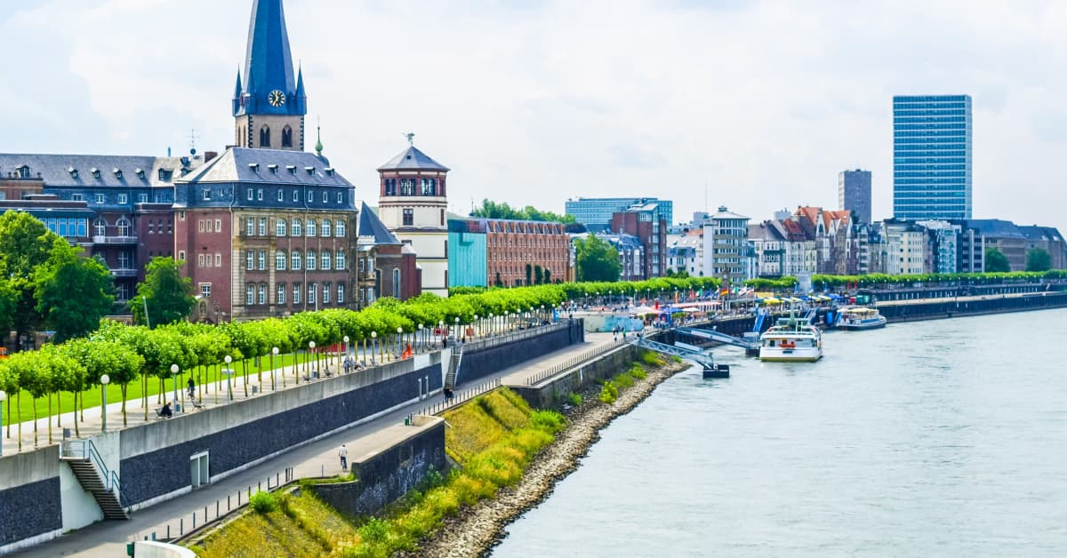 Oslo - Dusseldorf