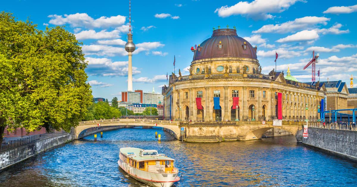 Frankfurt - Berlin