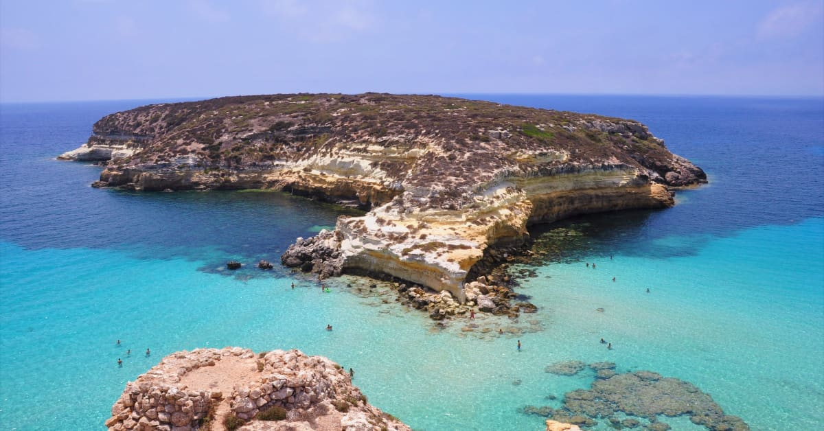 Venezia - Lampedusa