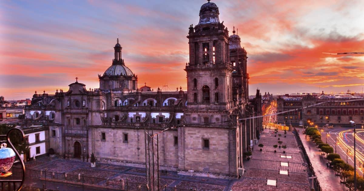 Barcelona - Ciudad de México