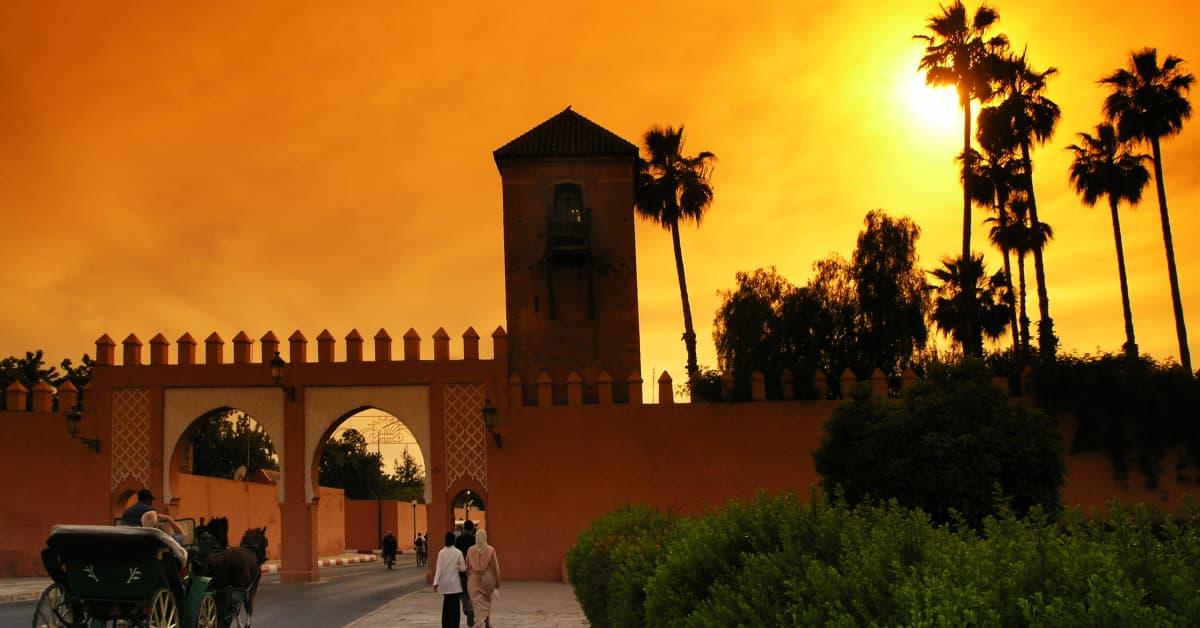Venezia - Marrakech