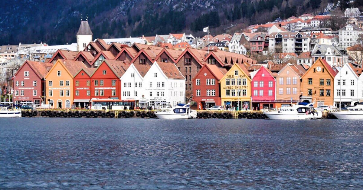 Kristiansand - Bergen