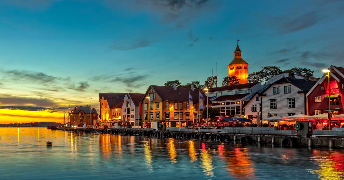 Trondheim - Stavanger