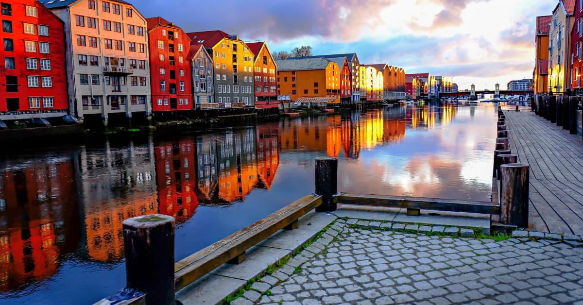 Kristiansand - Trondheim