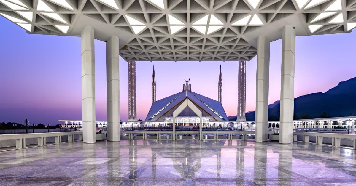 Oslo - Islamabad