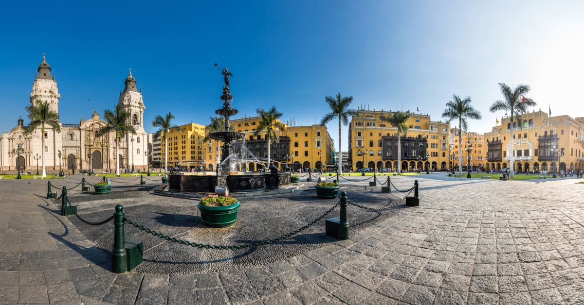 Madrid - Lima