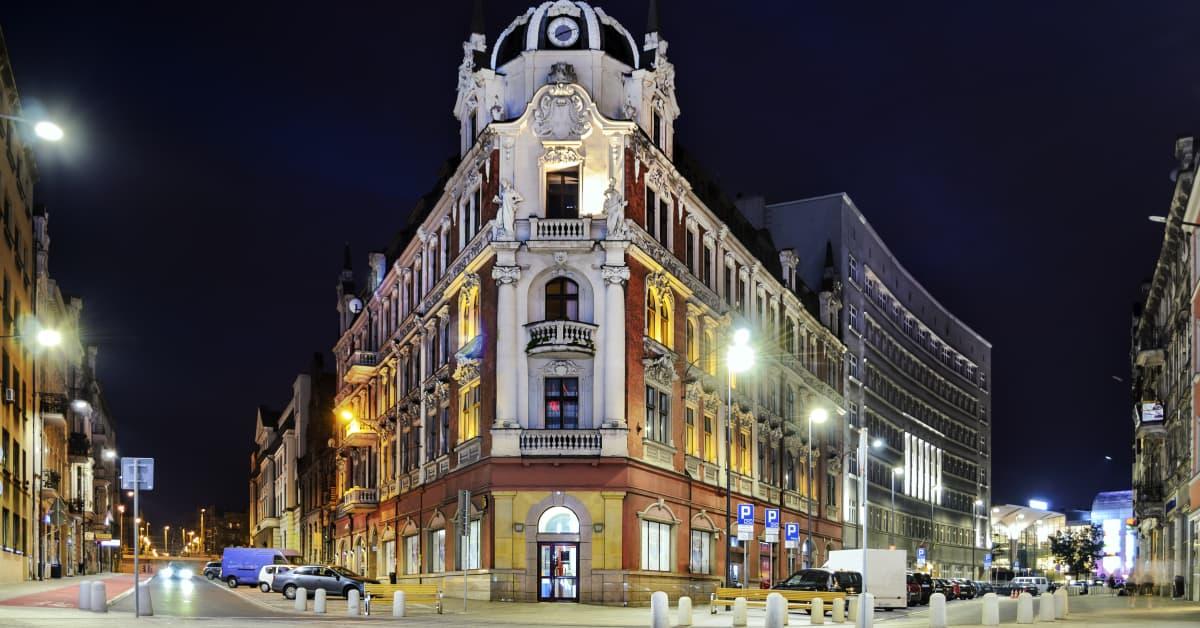Oslo - Katowice