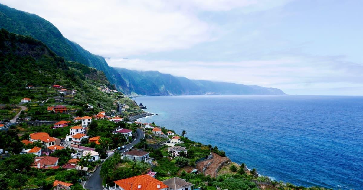 Oslo - Ponta Delgada