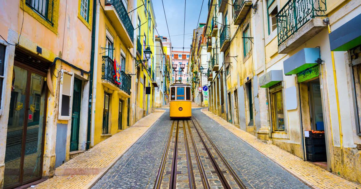 Milano - Lisbona