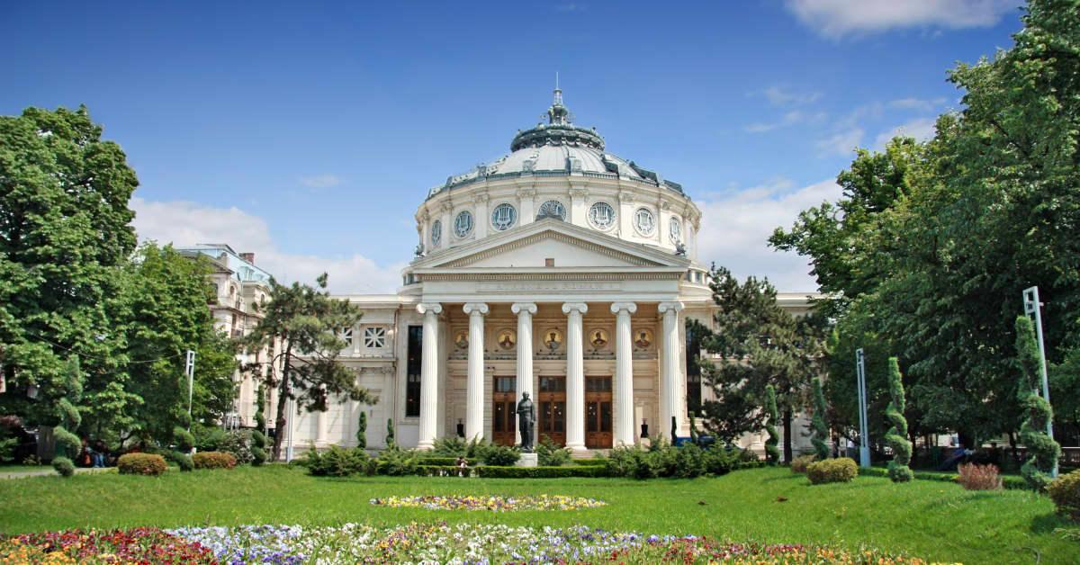Catania - Bucarest