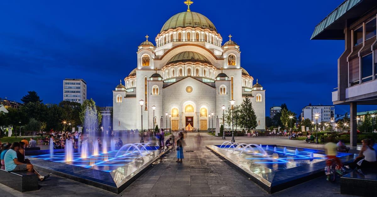 Oslo - Beograd