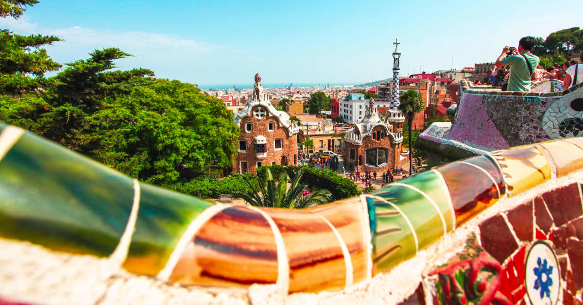 Gran Canaria - Barcelona