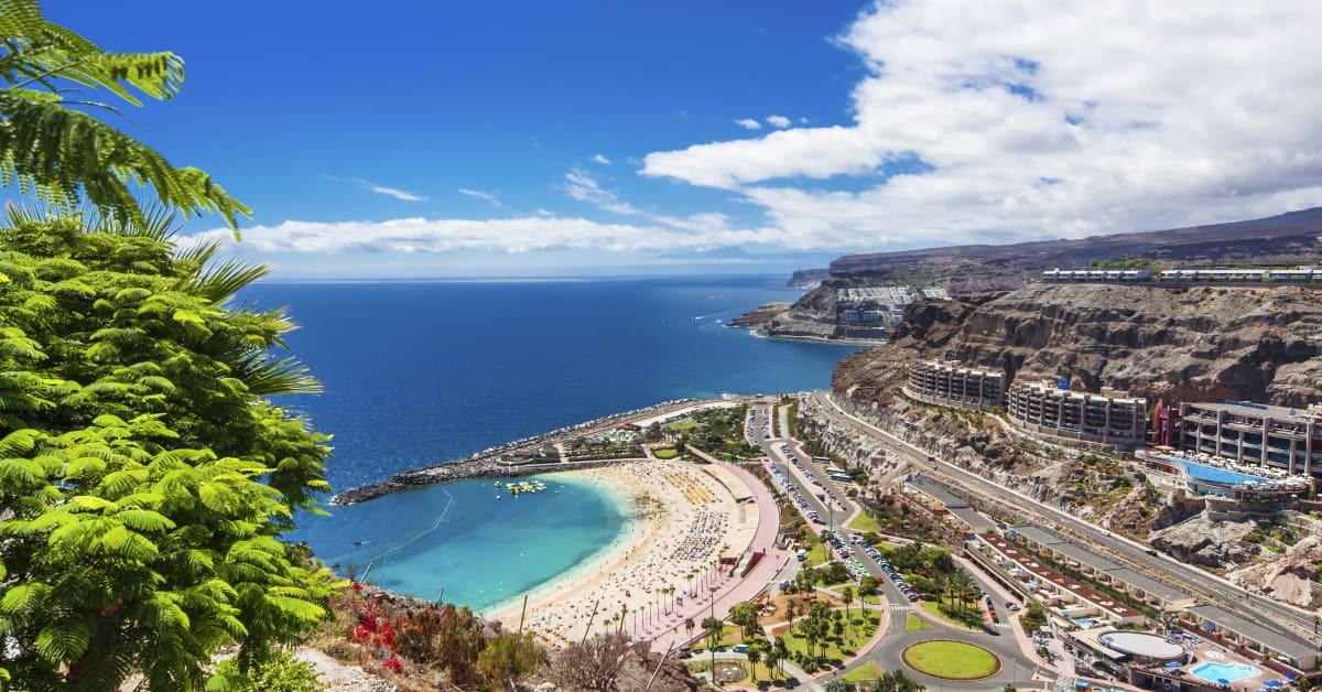 Barcelona - Gran Canaria