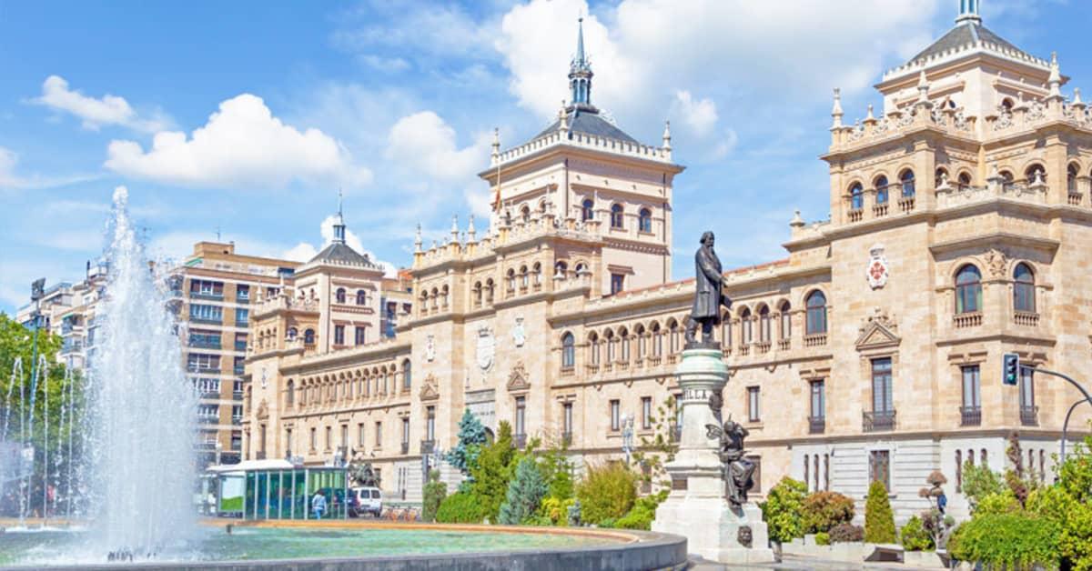 Barcelona - Valladolid