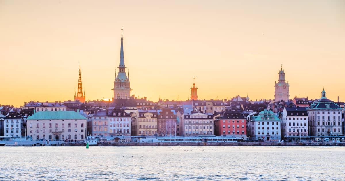 Oslo - Stockholm