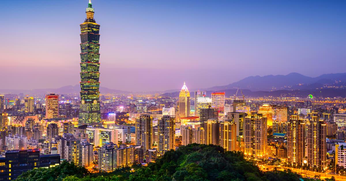 Oslo - Taipei