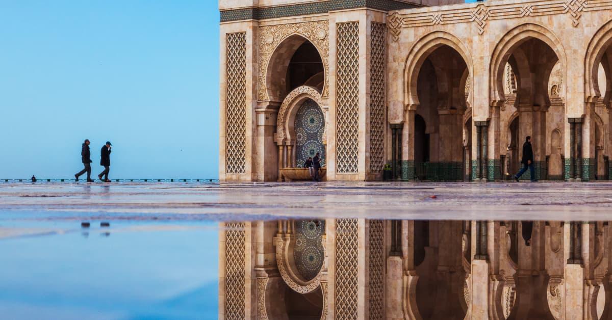Barcelona - Casablanca