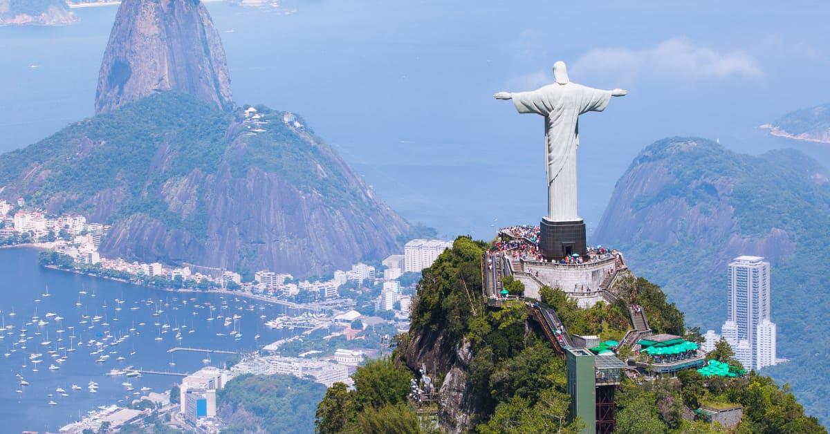 Bergen - Rio De Janeiro