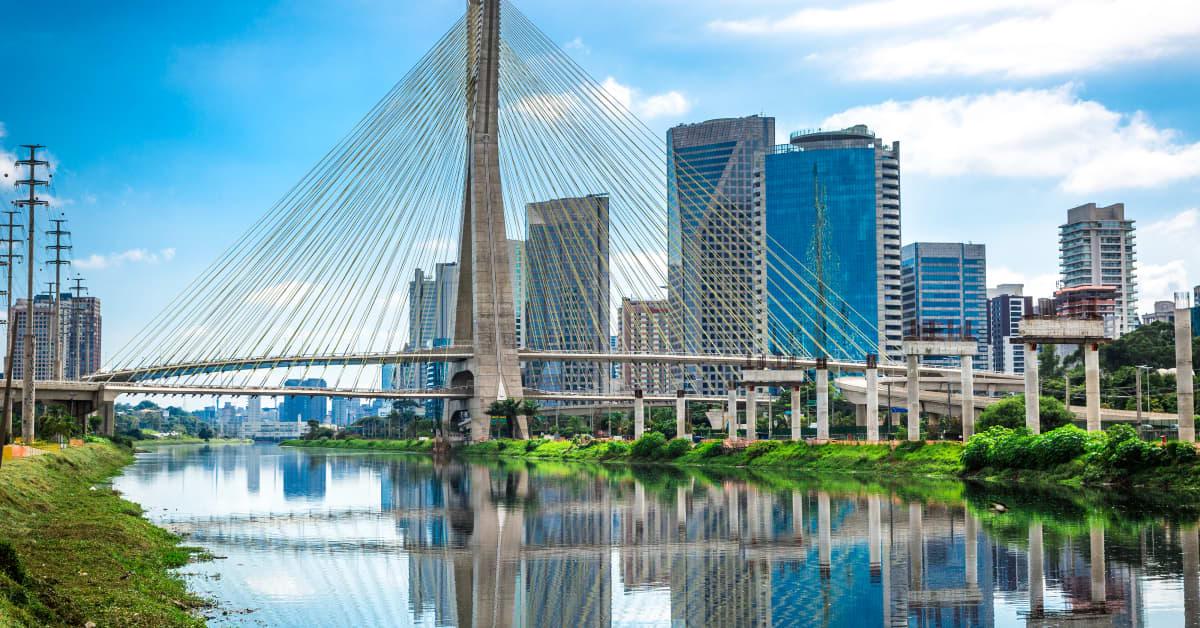 Madrid - Sao Paulo