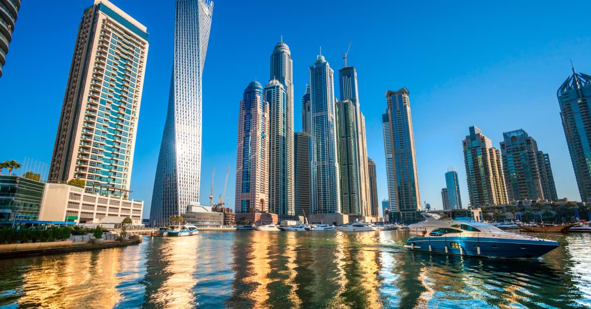 Oslo - Dubai