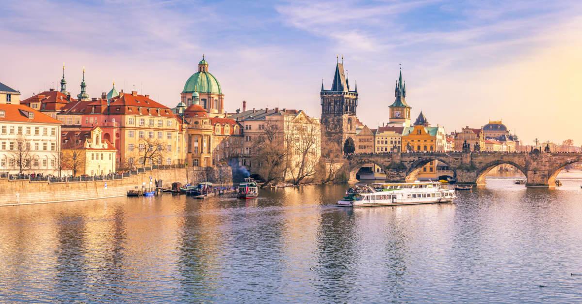 Málaga - Praga