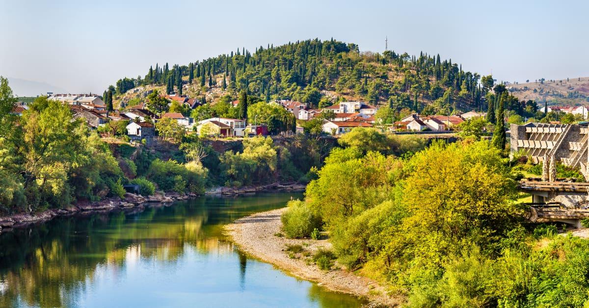 Frankfurt - Podgorica