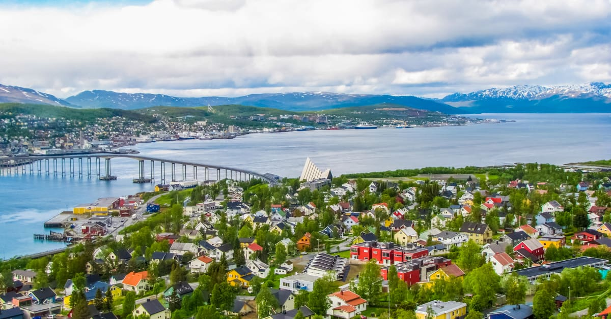 Oslo - Tromsø