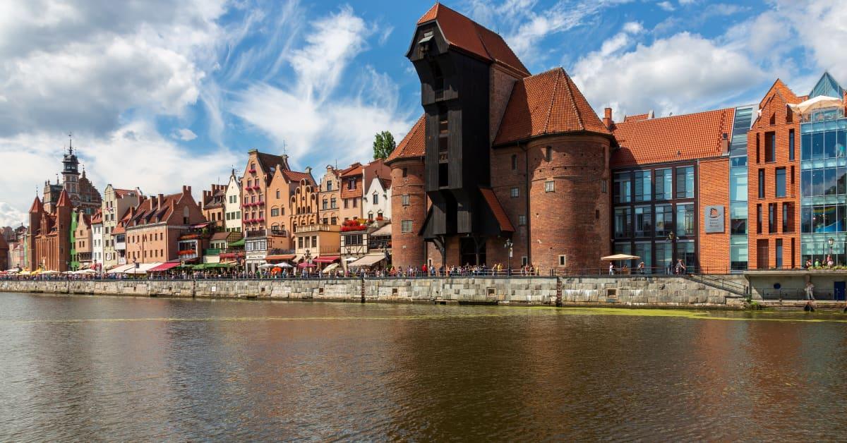 Aalesund - Gdansk