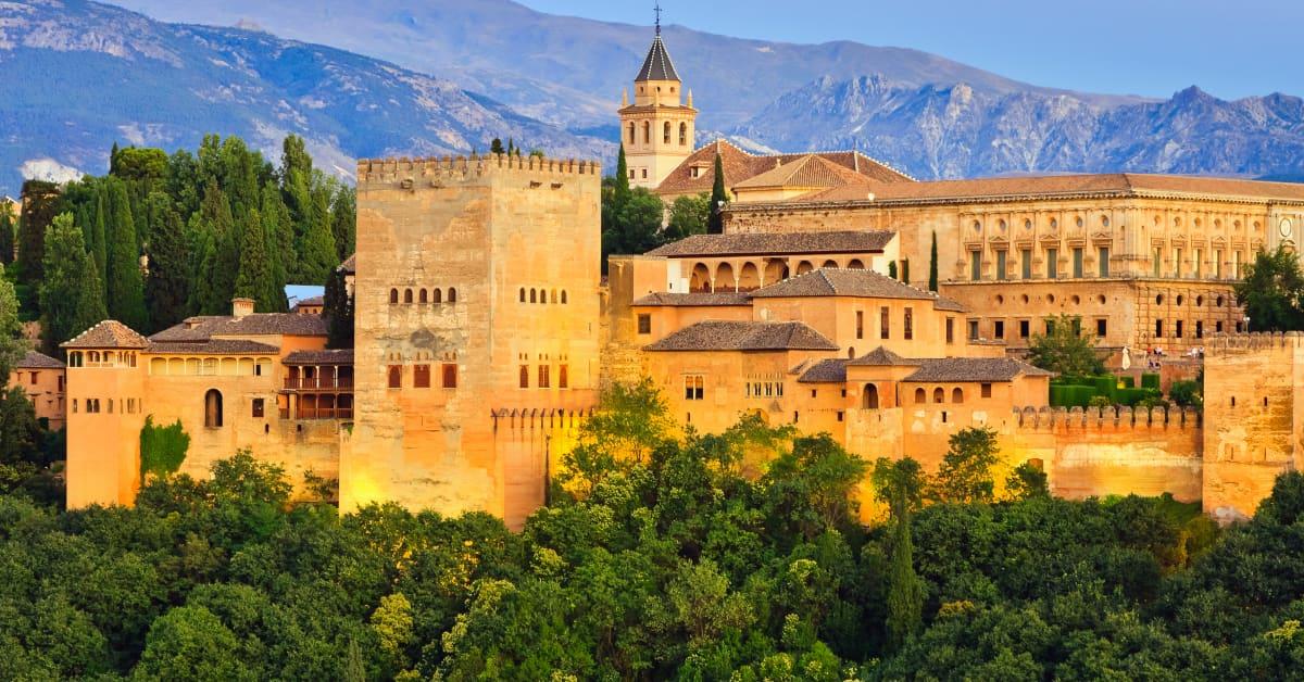 Santander - Granada