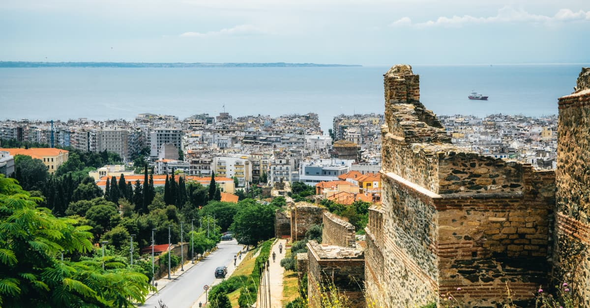 Bologna - Salonicco