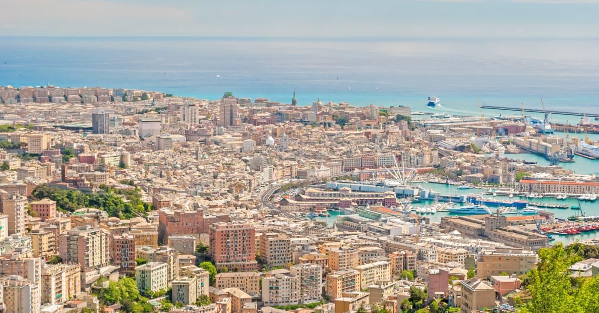 Bari - Genova