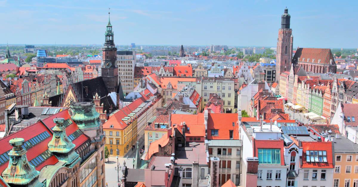 Paris - Wroclaw