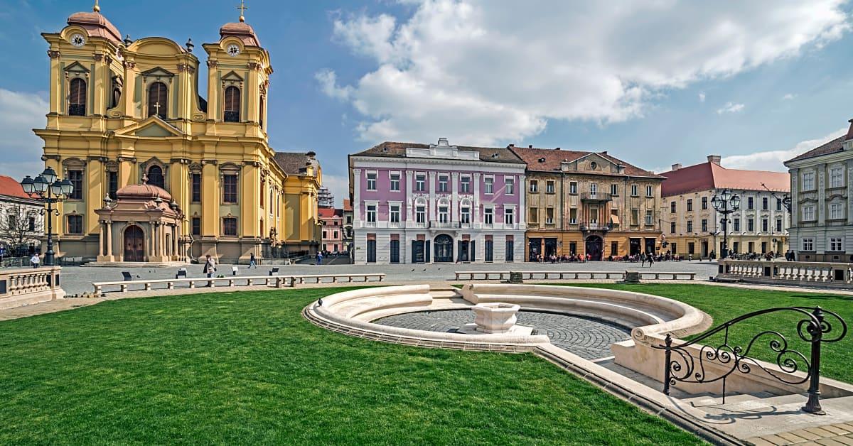 Lyon - Timisoara