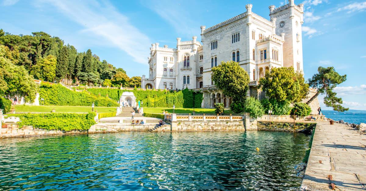 Paris - Trieste