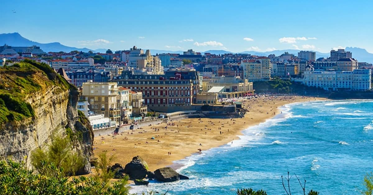 Ajaccio - Biarritz