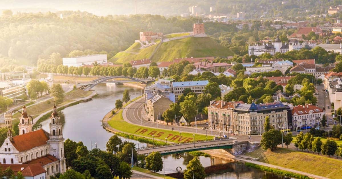Oslo - Vilnius