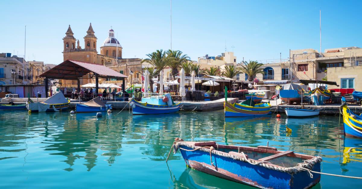 Lille - Malte