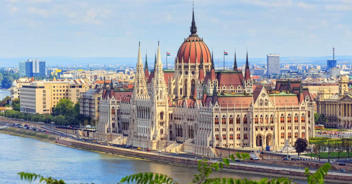 Venezia - Budapest