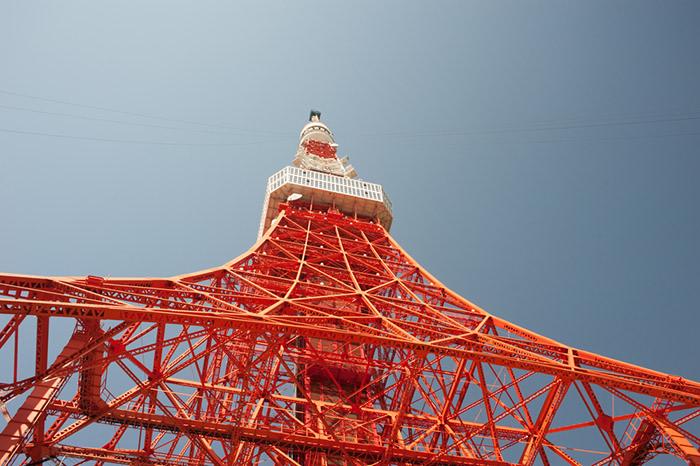 Qué ver en Tokio: Torre de Tokio