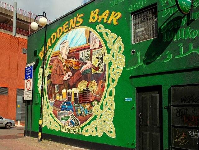 Madden's Bar
