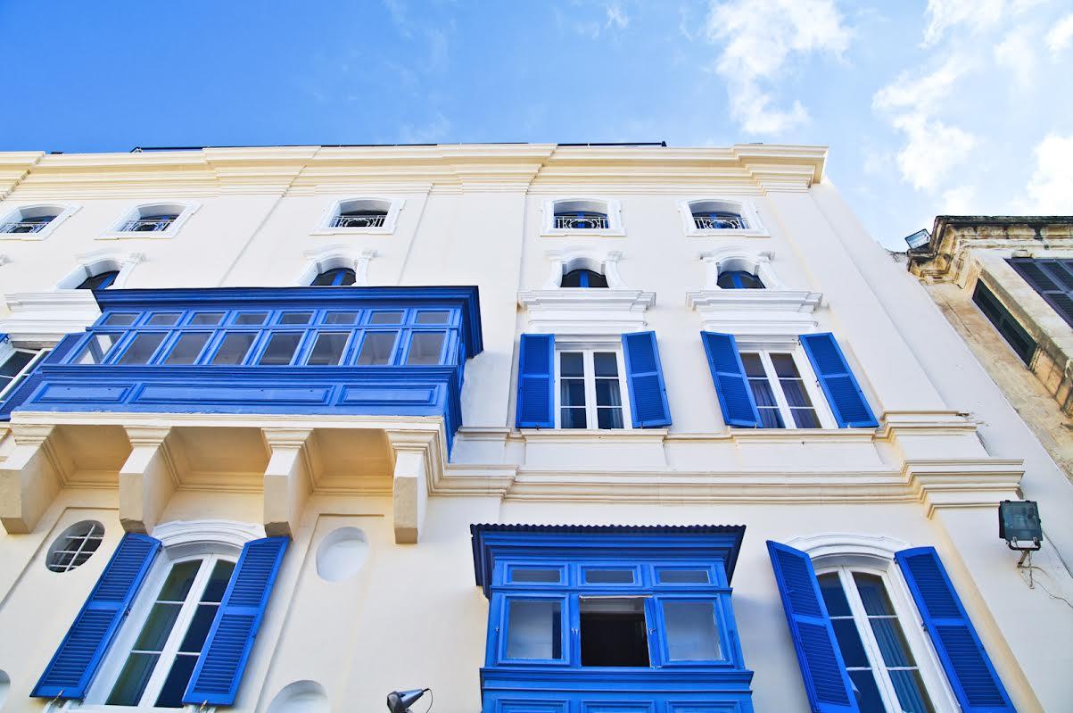 il blu di Malta - le città dell'isola
