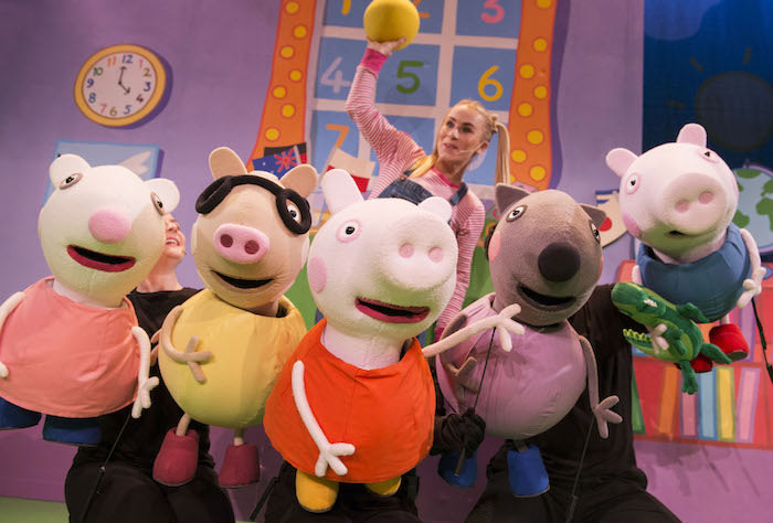 Madrid: musical de Peppa Pig
