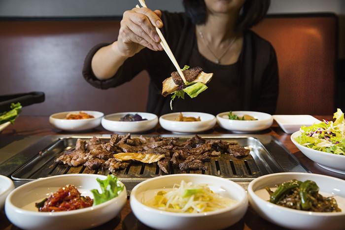 Qué ver en tokio: comer yakiniku