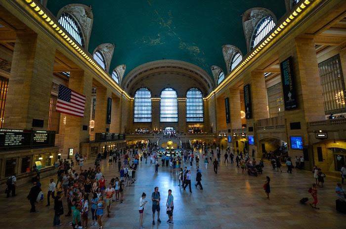 Nueva York: Grand Central Station