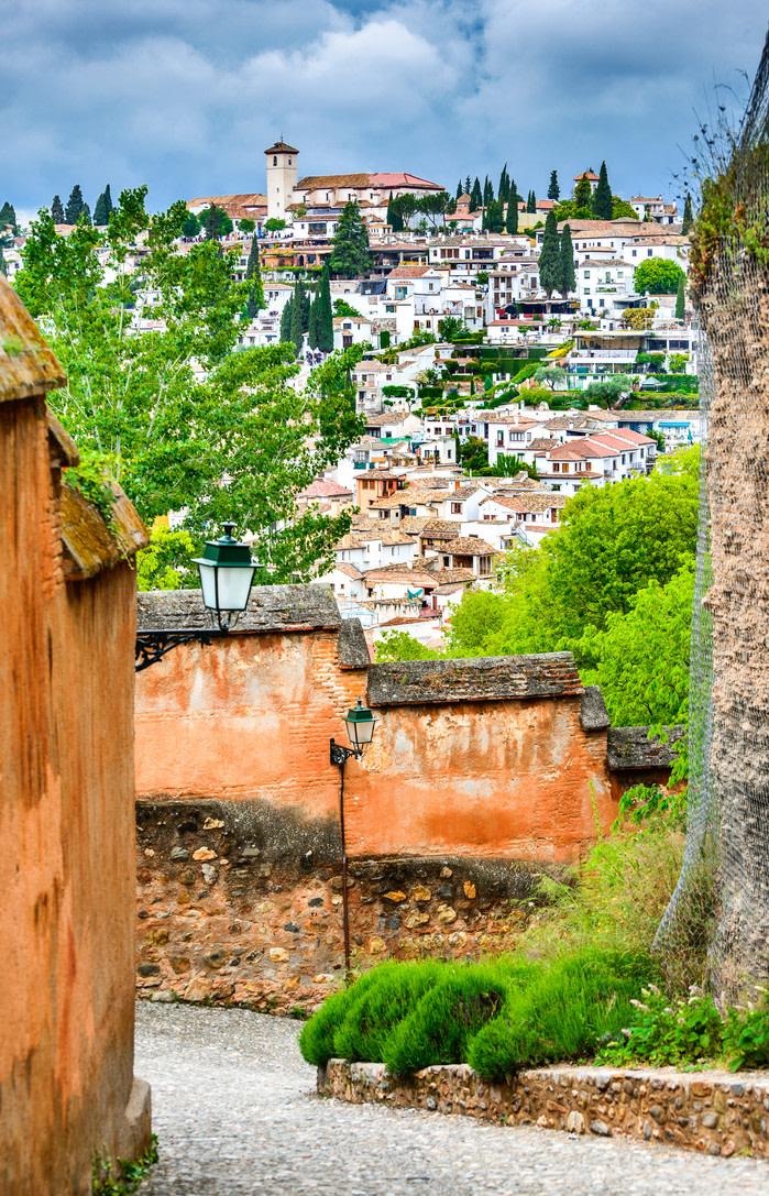 Barrio de Albaicín, Granada