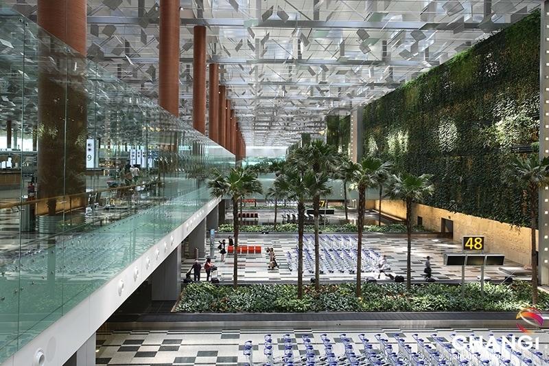 Aeropuertos del mundo: Aeropuerto internacional changi de singapur